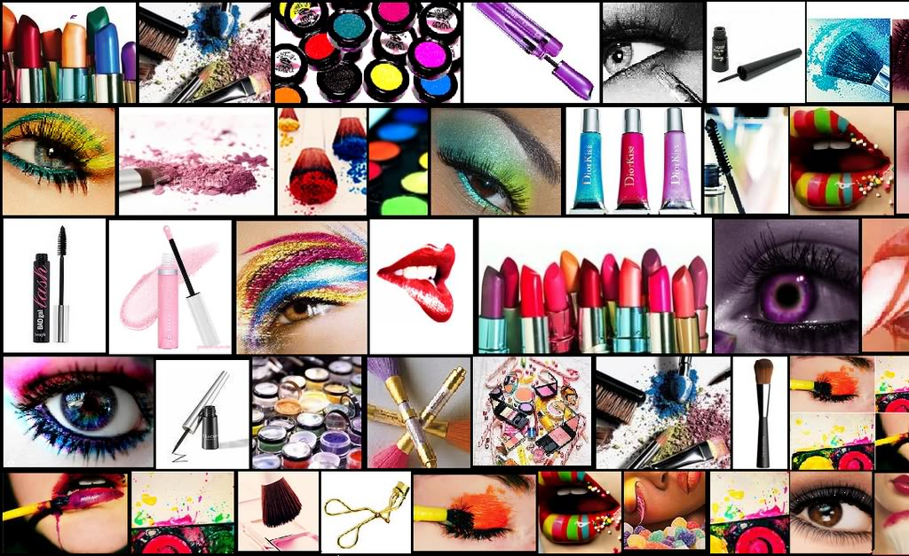 makeup background for youtube. colorful makeup collage mouth · makeupp 1 background for youtube n