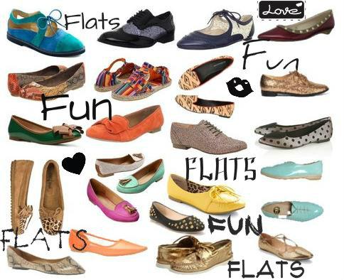 Fun flats
