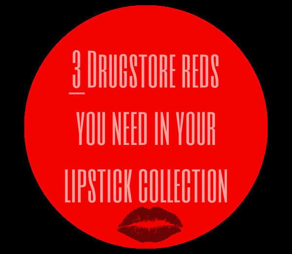 Drugstore Lipstick