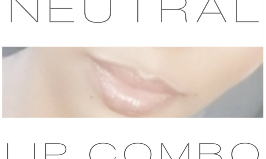 Neutral Lip Combo